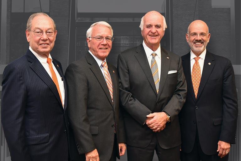 Davis, Cheek, Tickle, and DiPietro in 2016
