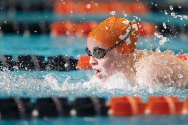 Tennessee Swim Team member
